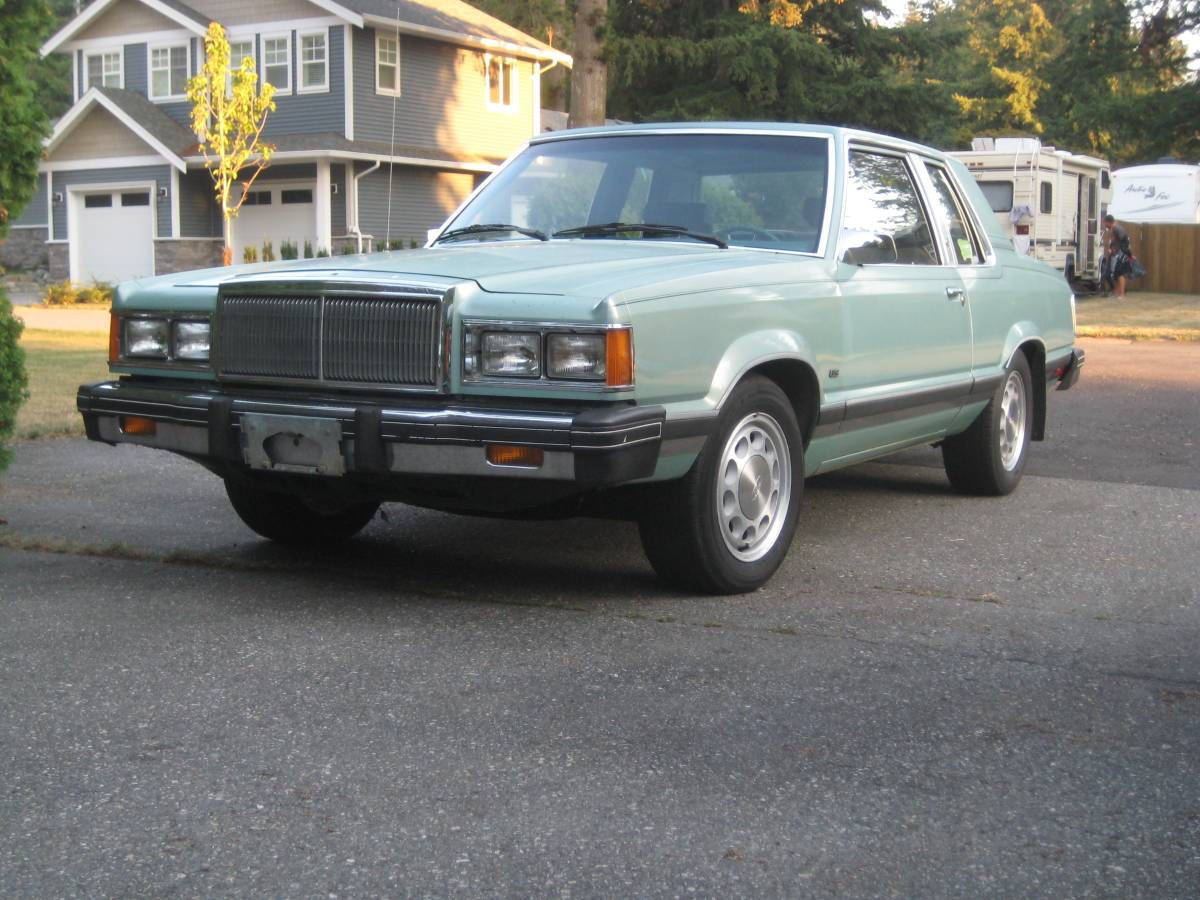 Go Hunting: This 1981 Mercury Cougar Keeps The Sleeper Vibe Going!