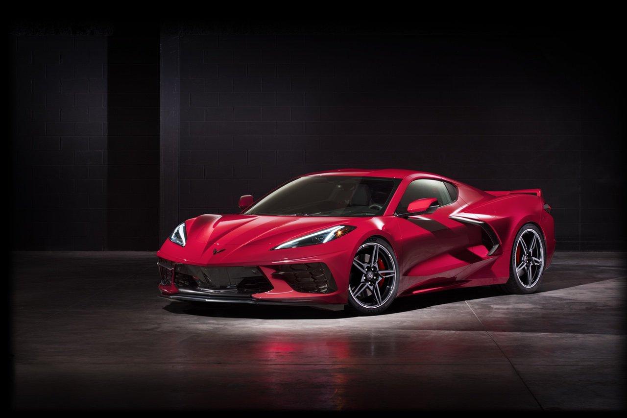 Unveiled: 2020 Chevrolet Corvette Stingray – Mid-Engined Corvette Has Finally Arrived