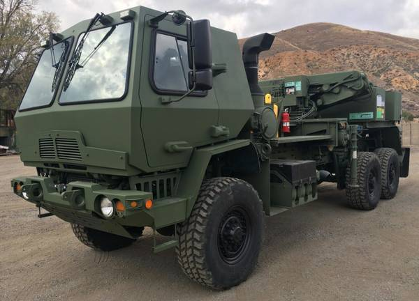This Is One Massive Military Wrecker: This Sucker Can Haul Anything!