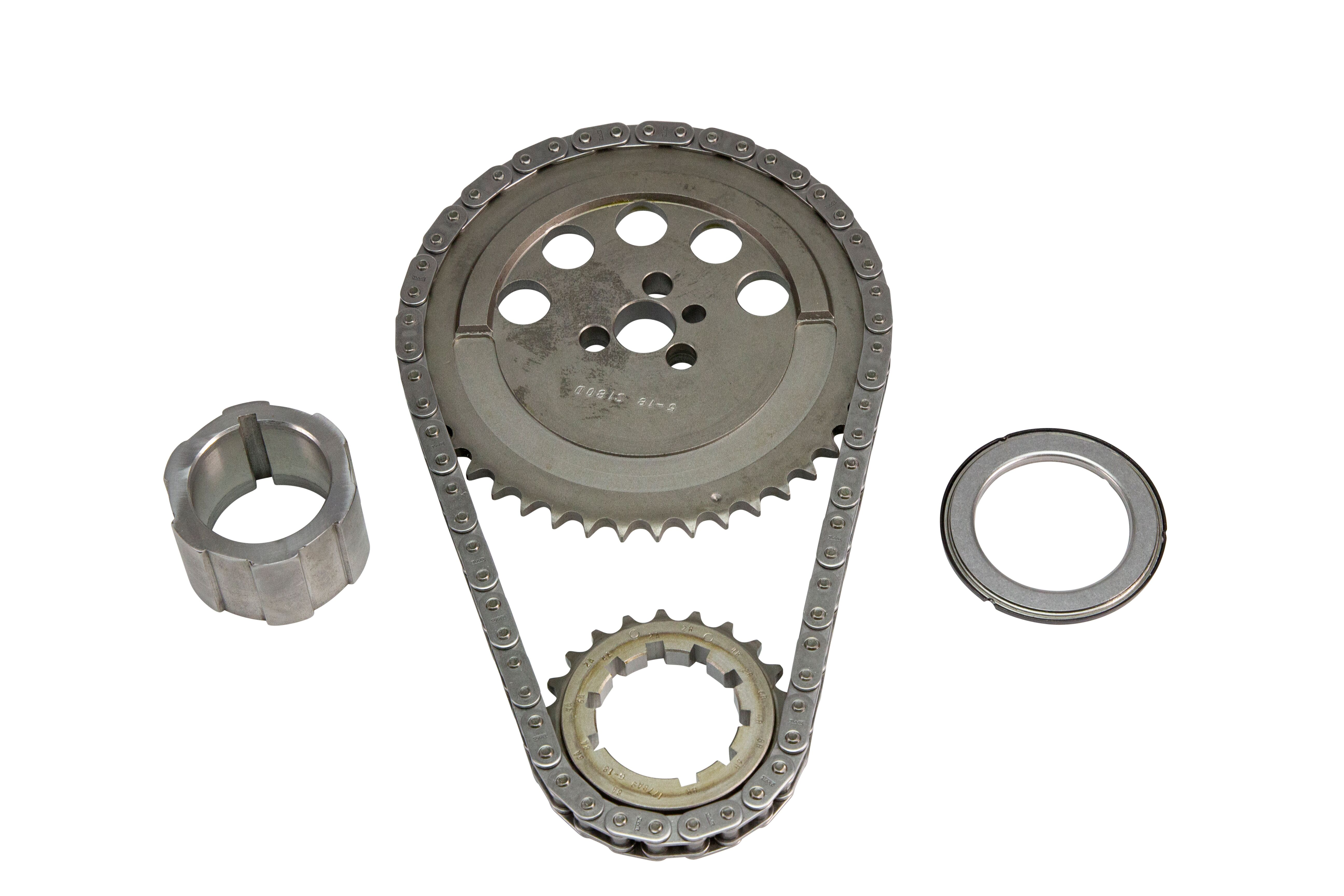 New Parts: COMP Cams® Keyway Adjustable Billet Timing Sets for GM LS Applications