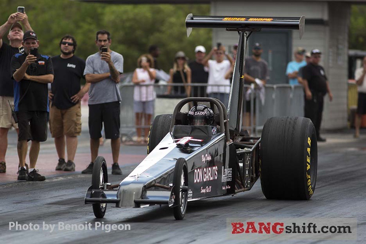 Progress Made, Record Set: Don Garlits Runs 189mph In His Electric Dragster – Video and Photos Here