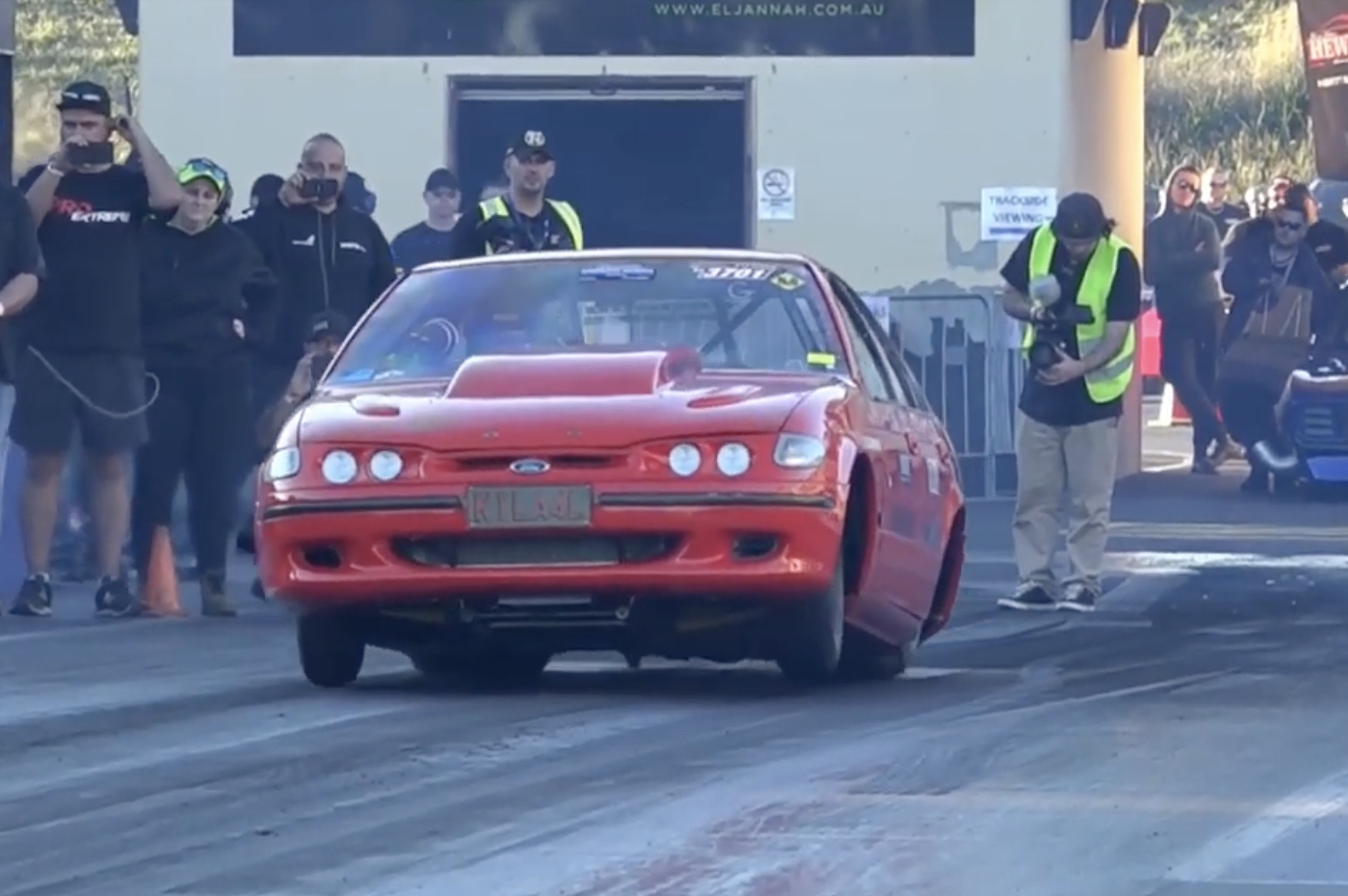 BangShift com Morning Symphony: The Meanest Barra Six Sits In This
