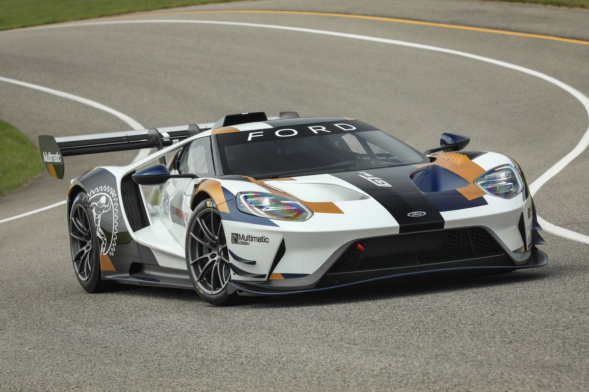 Beastly: Ford Drops The Ford GT MkII At Goodwood Festival of Speed – Full Racing Version With 700hp 3.5L EcoBoost V6!