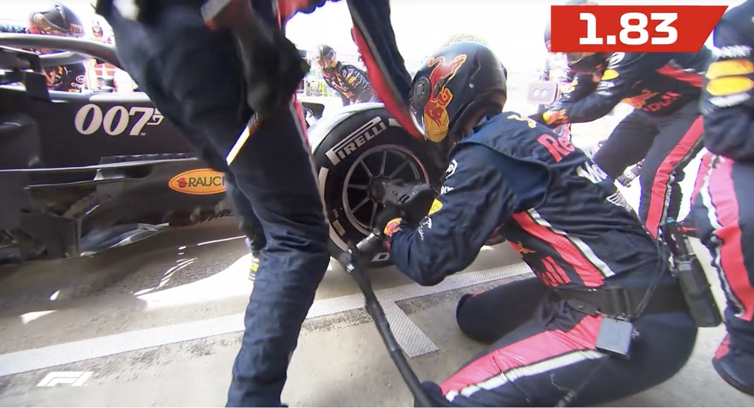 One Moment, Please: The New Fastest Formula 1 Pit Stop