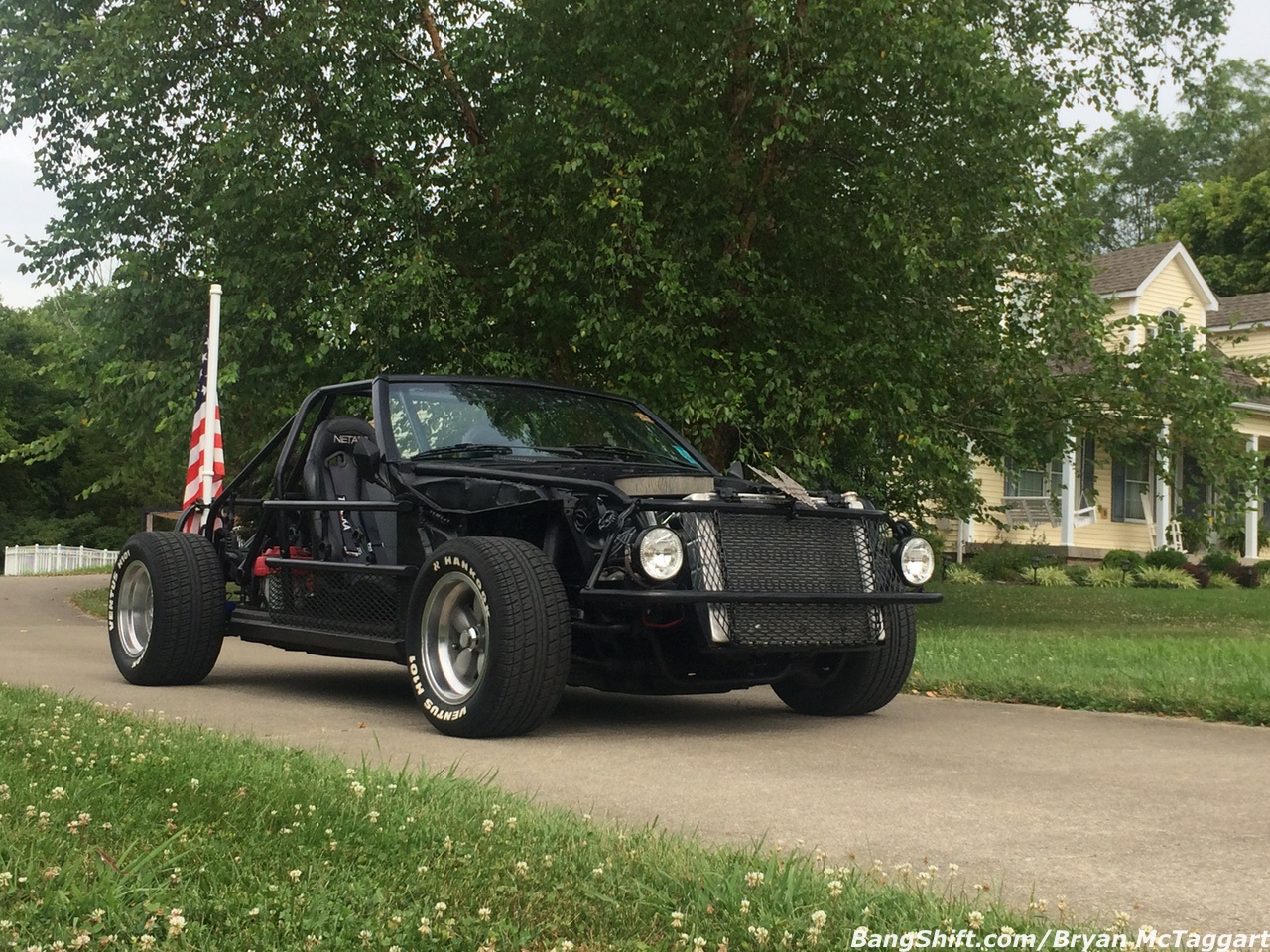 FoxKart: How An Ohio-Rotted 1986 Mustang Convertible Got A Second Lease On Life!