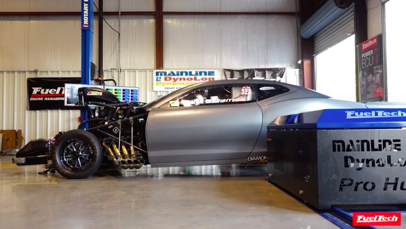 Incredible Dyno Video: Watch More Than 25,000hp Get Put To Work On A Hub Dyno!