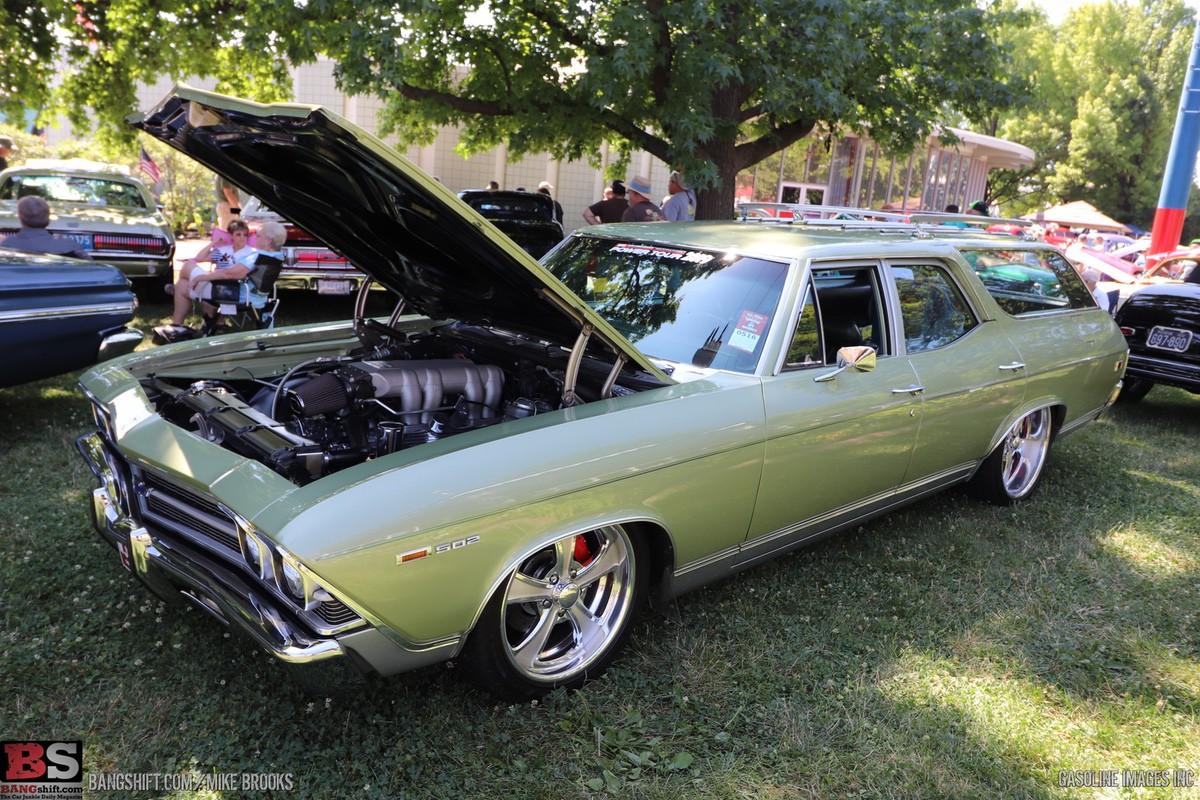 2019 Columbus Goodguys Nationals: From The Highest End Hot Rods To The Most BangShifty Rumblers, They Were All There!