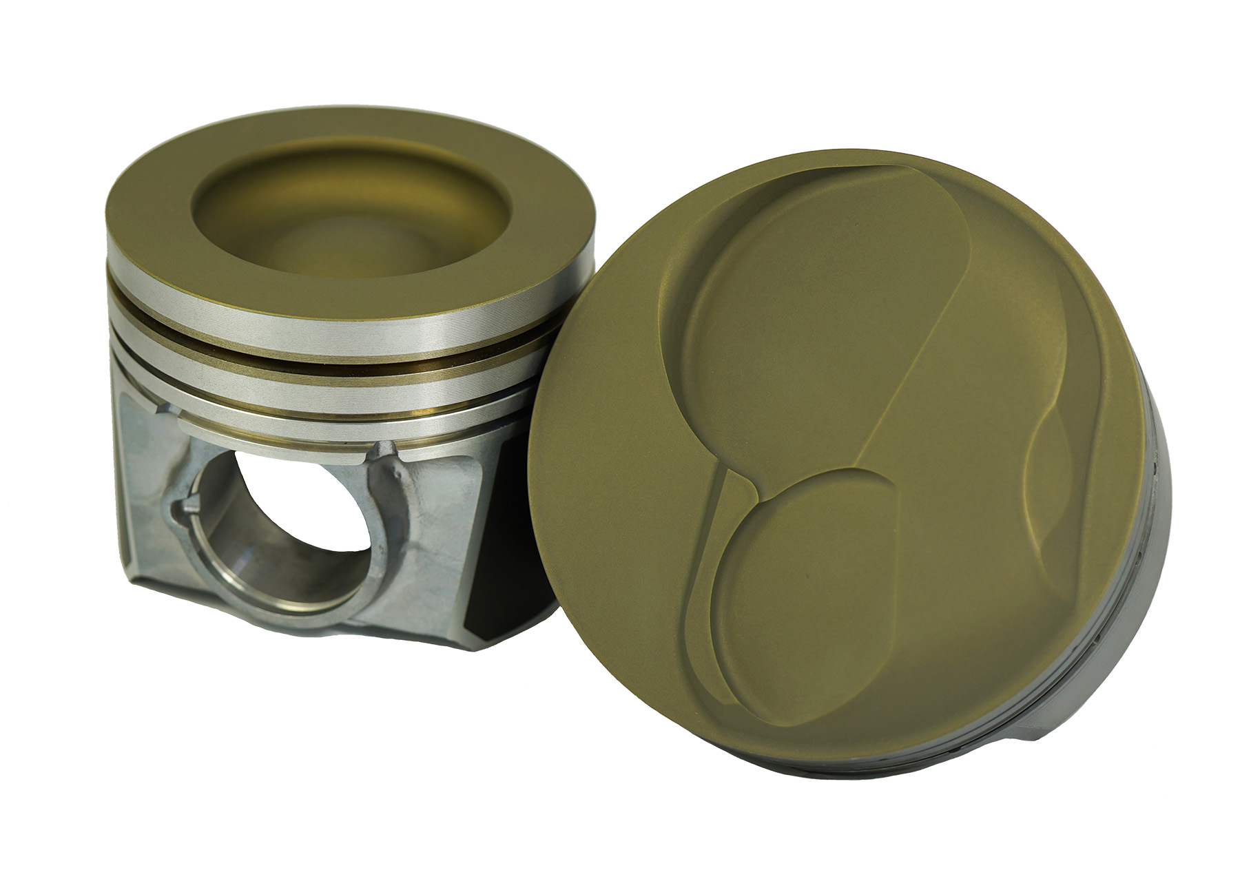 MAHLE Motorsport Introduces Cutting EdgeCeramic Thermal Barrier Coating for PowerPak Piston