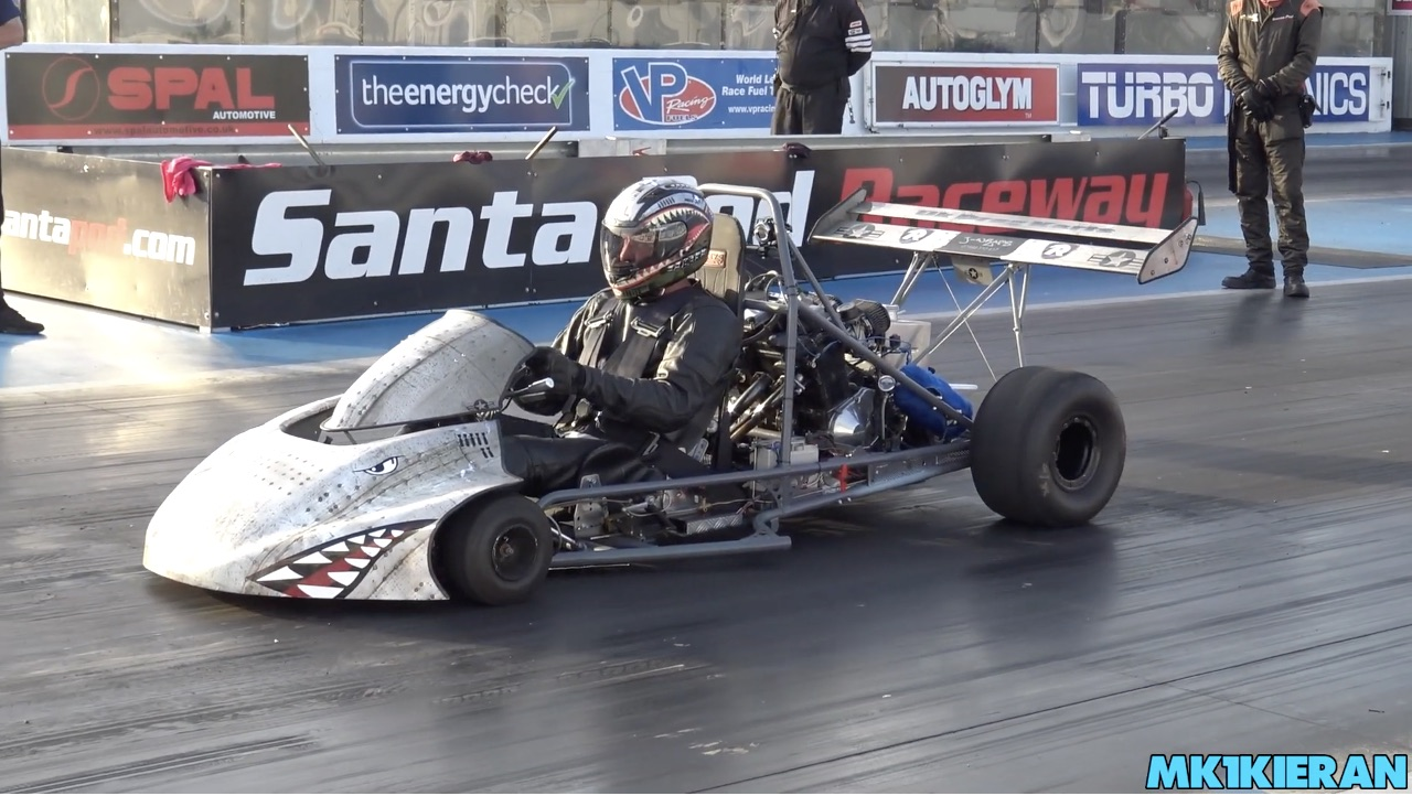 If You Dare: Nine-Second Drag Karts Are Real And Are As Rowdy As You Think They Are!