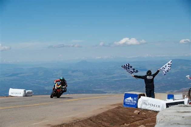 Unhinged: There Will Be No Motorcycles Racing The 2020 Pikes Peak International Hill Climb