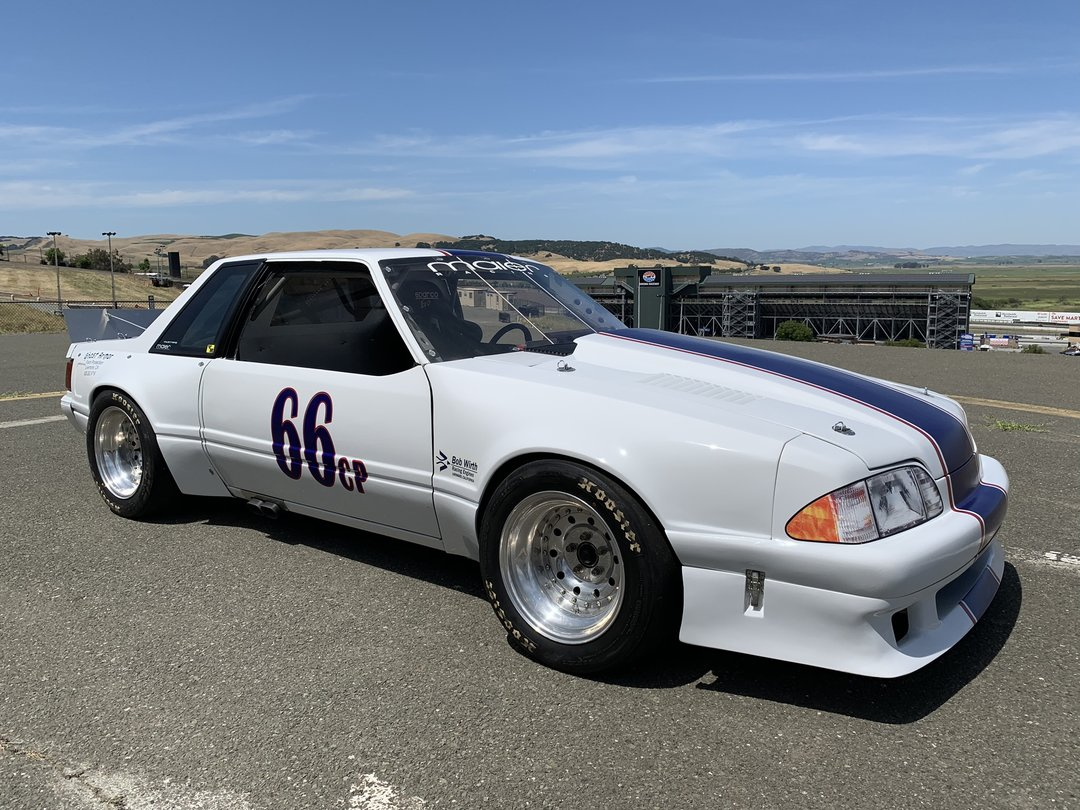 A Fox With Hips: This SCCA-Ready 1991 Ford Mustang Is Race Ready!