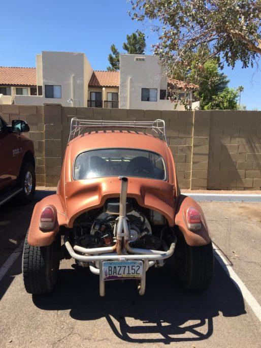 BangShift com Rough Start: 1969 Baja Bug, Complete With That