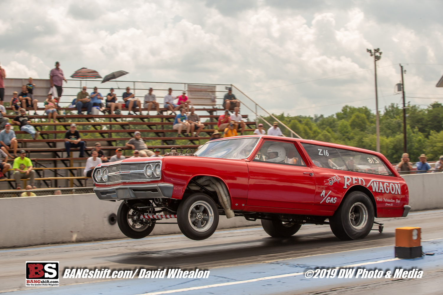 BangShift com Southeastern Gassers Action From Piedmont Dragway