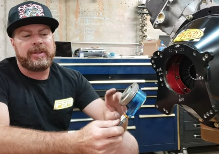 Finnegan Shows Just How To Measure And Adjust Your Hydraulic Throwout Bearing