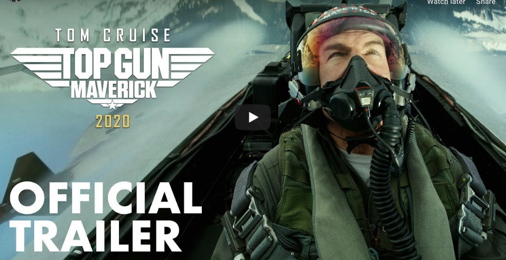 Top Gun Maverick Is Coming Soon! Here's The First Trailer For This Iconic Sequel