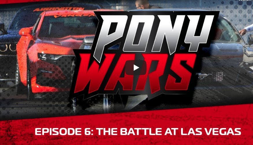 Pony Wars Episodes 5 and 6 Are Right Here! The Battle Between Mopar, Ford, And Chevrolet Is Real! Who Will Win It All?