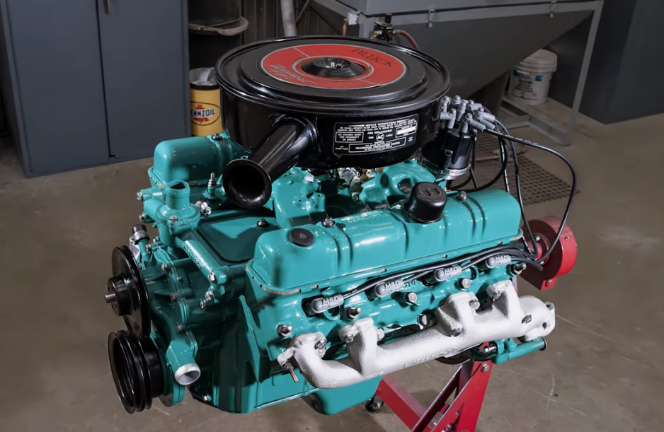 This Time Lapse Video Of The Removal, Tear Down, Machine Work, And Rebuilding Of A Buick Nailhead Is Awesome.