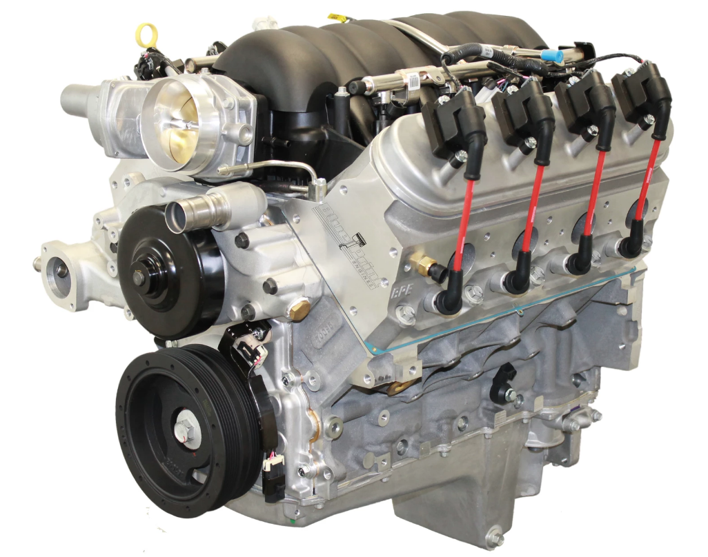 Blueprint Engines Drops The Price On Their 530 Horsepower LS3 Crate Engine By $1300!