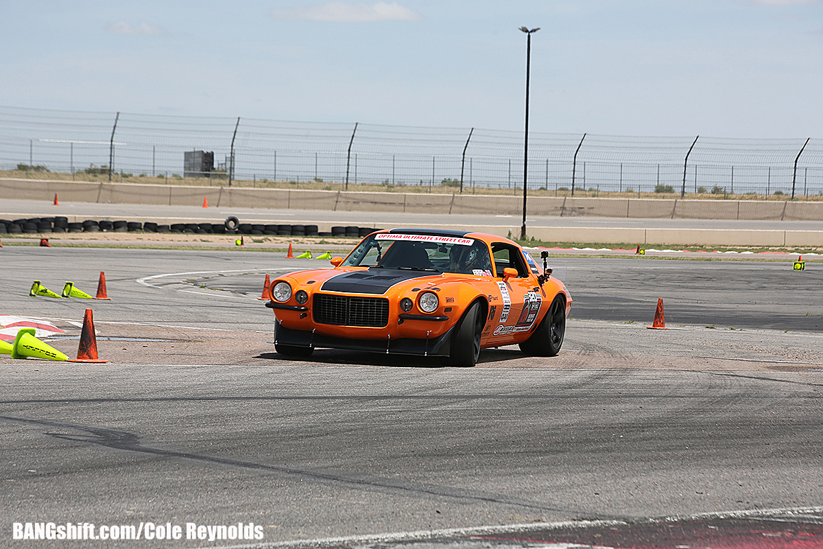 More Photos From Optima's Search For The Ultimate Street Car At Pike's Peak International Raceway