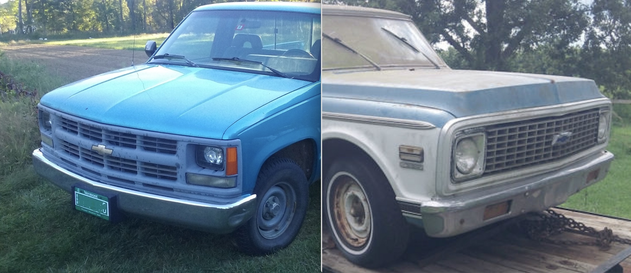 Would You Rather: Do You Choose The Classic Restoration Or The Late-Model Restoration?