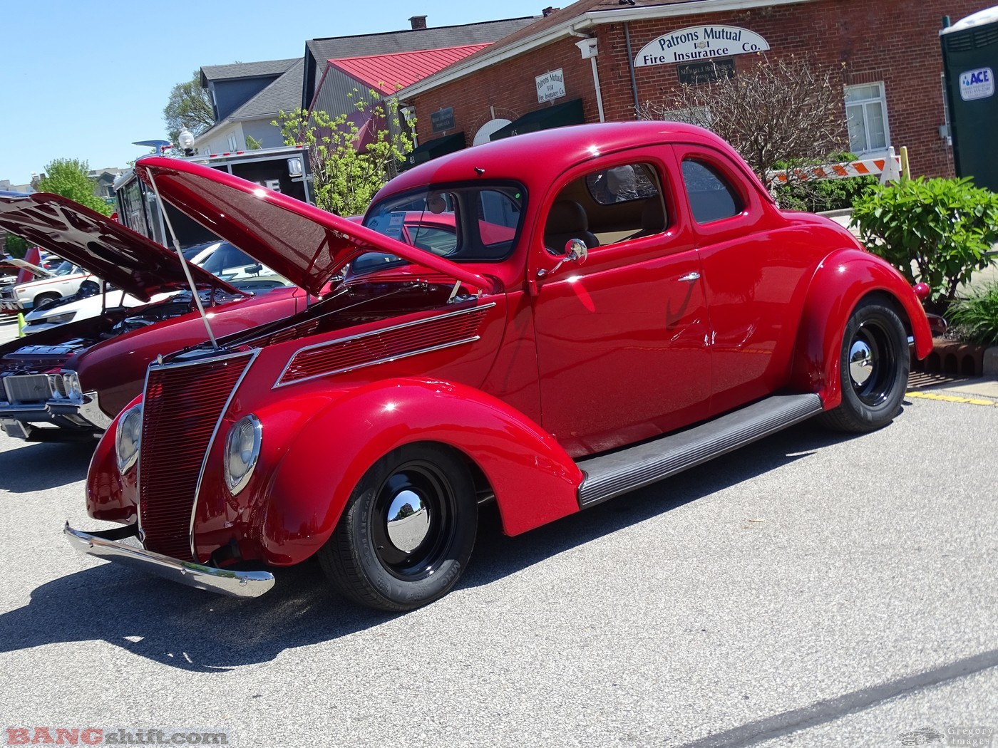 2019 ALS Cruising For A Cure Car Show Coverage: Oldies But Goodies! All Pre-55 Gallery!