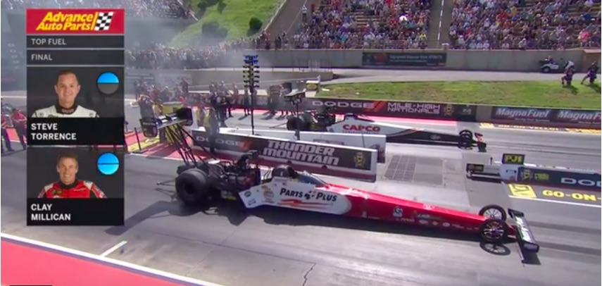 The Finals: Here's The Four Final Round Runs From The 2019 Dodge NHRA Mile-High Nationals