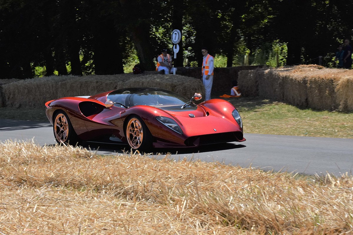 Morning Symphony: The Upper Crust Of The Goodwood Festival of Speed!