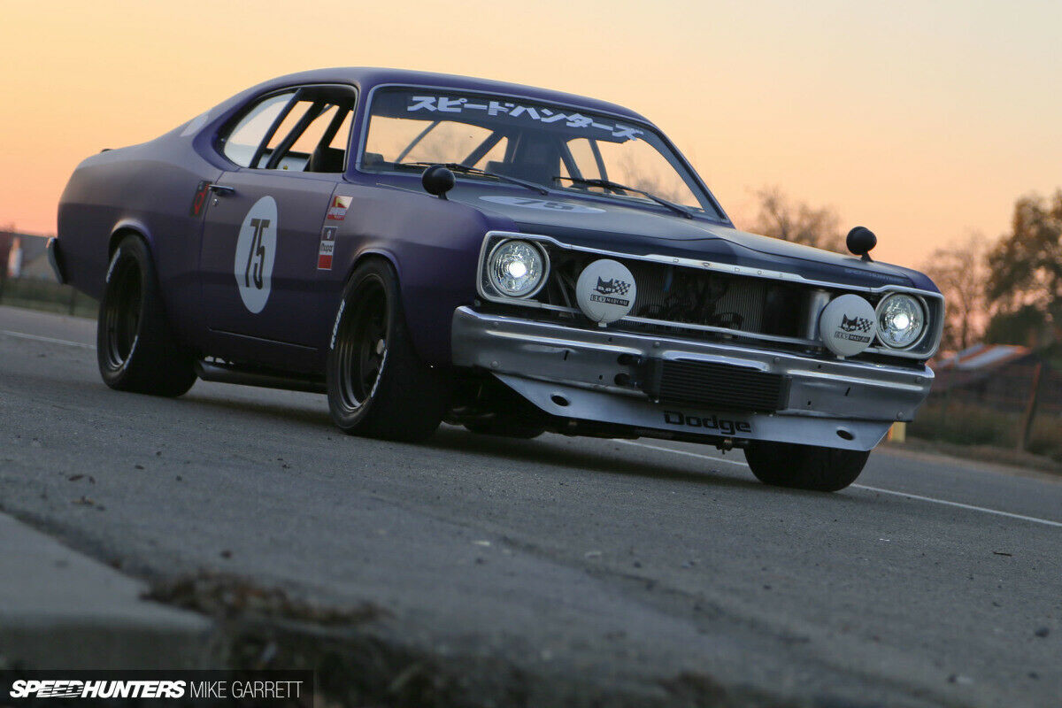 """Speedhunters' """"Project Yankee"""" Dart Is Up On The Auction Block! Move Quick For This 3G Hemi-Powered A-body!"""