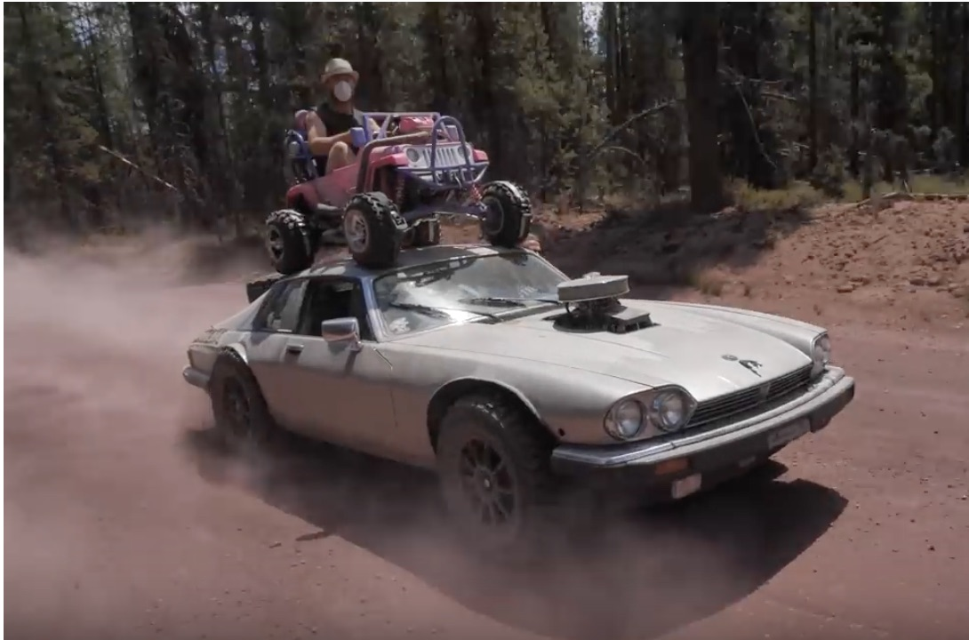 Gambler Luxury: Taking A Derelict Jaguar And Prepping It For The Gambler 500!