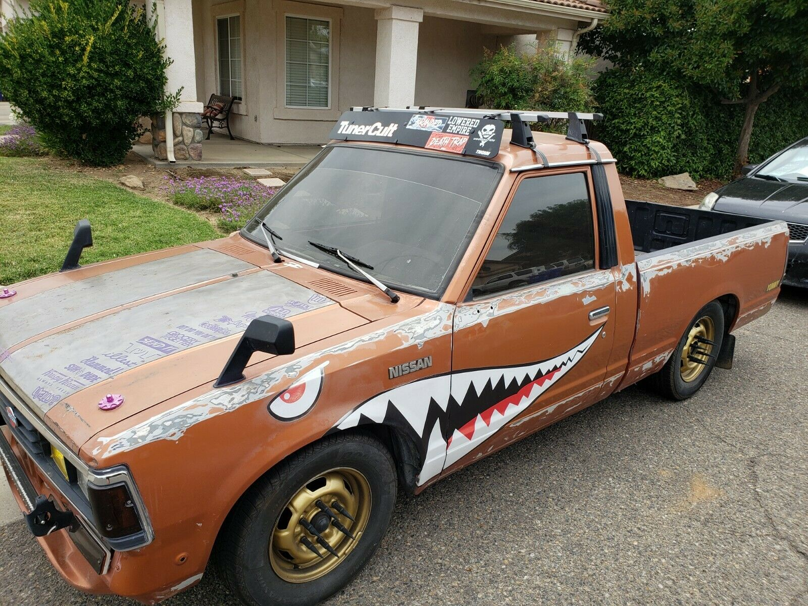 At Least It's Cheap: This 1985 Nissan Truck Is One Of eBay's More Odd Items For Sale At The Moment