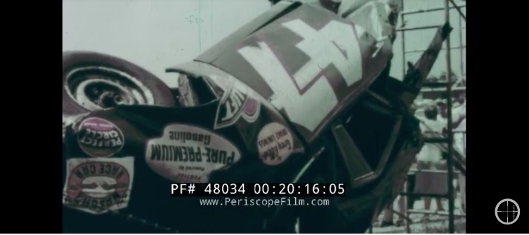 This Film Celebrating The 1958 NASCAR Southern 500 Is Amazing – Pre-Race, History, and Racing Action