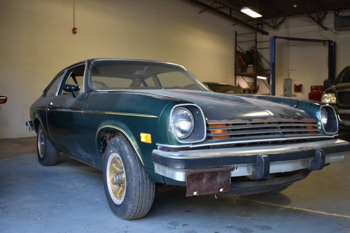 This 1976 Cosworth Vega Has Only 27,000 Miles On It And Is Only $3,995! And It Isn't A Pile!