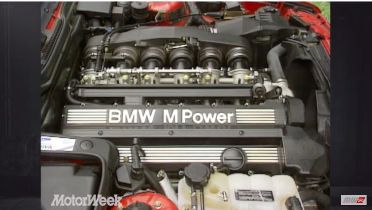 Retro Road Test: Check Out MotorWeek's Look At The 1990 BMW M5 – No V8 Here!