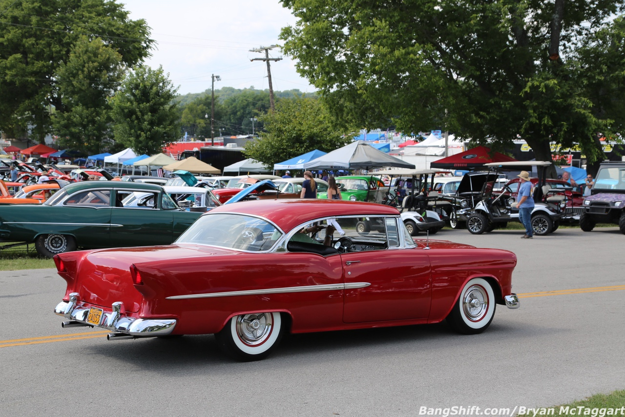 2019 Danchuk Tri-Five Nationals: The Wilder Side Of The Classic Chevy Program
