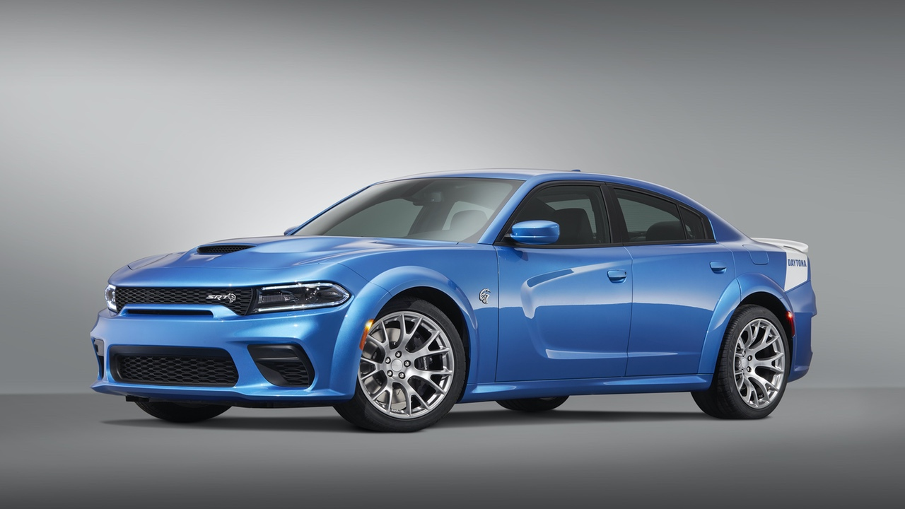 Unveiled: 2020 Dodge Charger Hellcat Widebody Daytona – Celebrating The 50th Anniversary Of The Wildest Charger Created