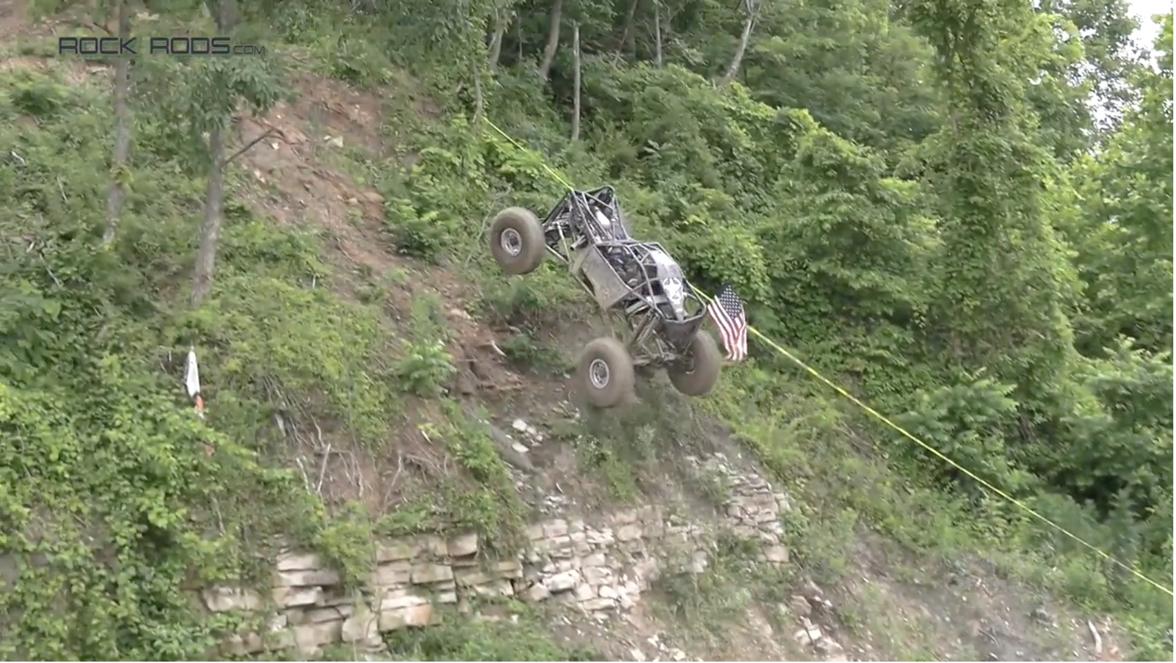 Rooting Around: Rockbouncers In The Slop And The Steep In Kentucky!