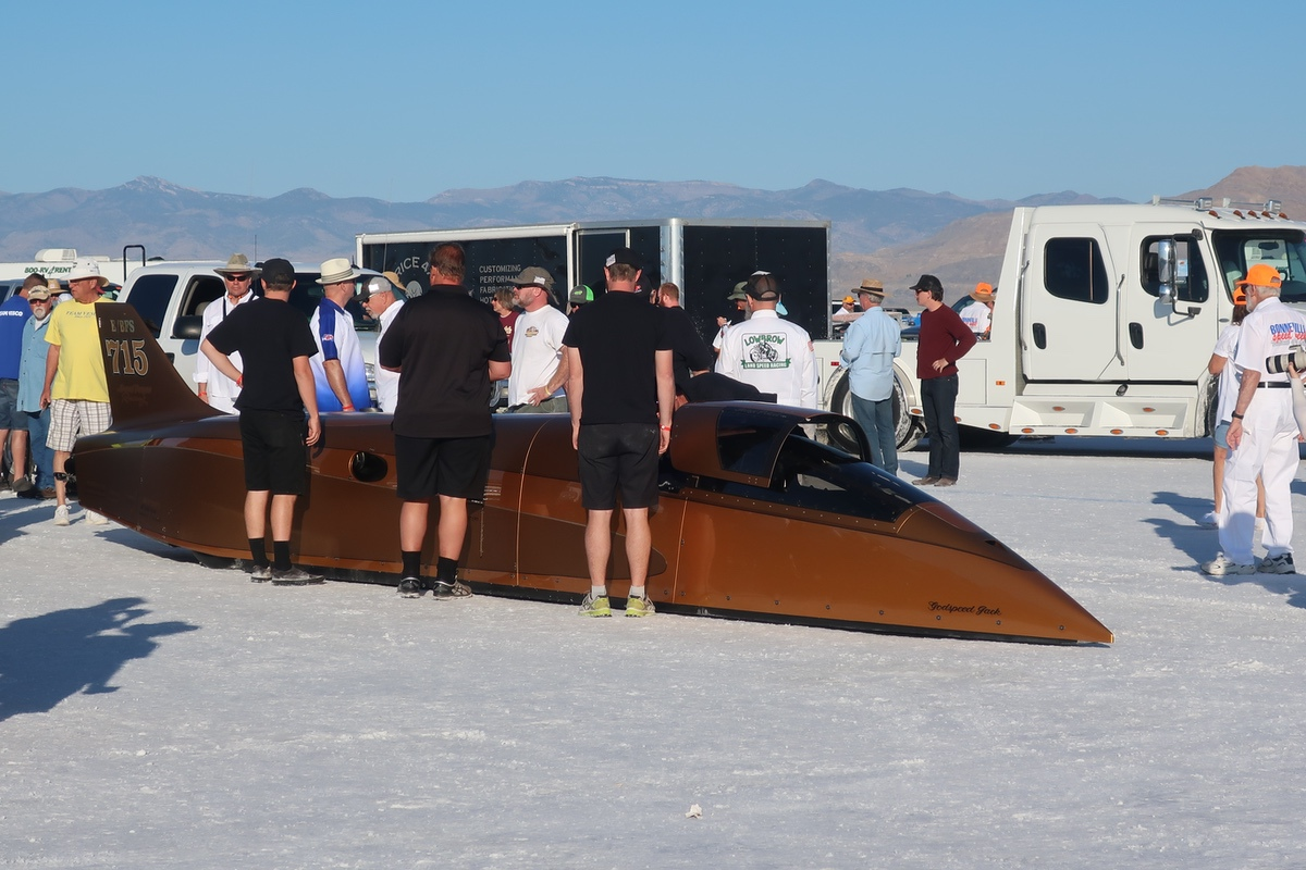 Bonneville Speed Week 2019: More Photos From The Challenging Salt That's Proving Impossible To Conquer