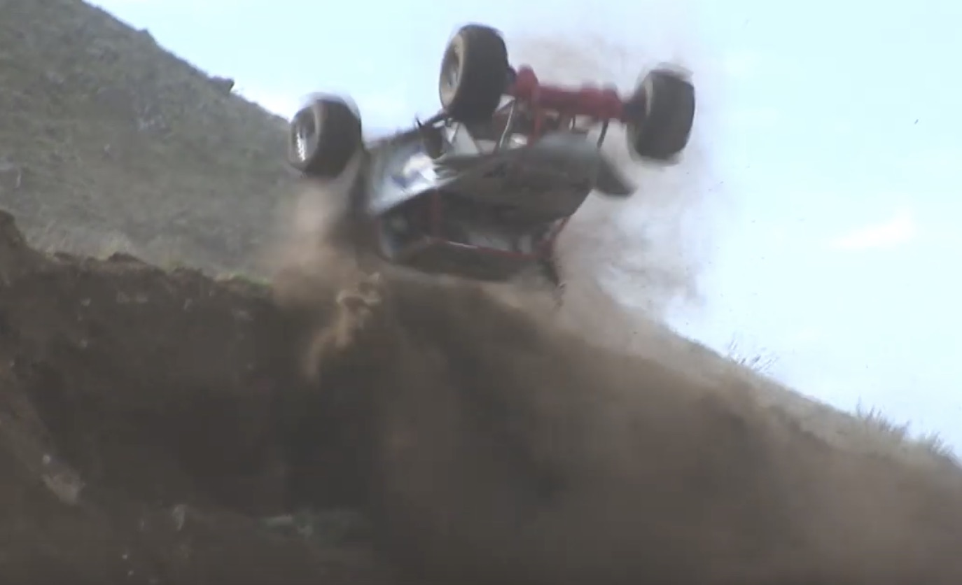 Double-Down: Formula Offroad From Akranes, Double Backflip Included!