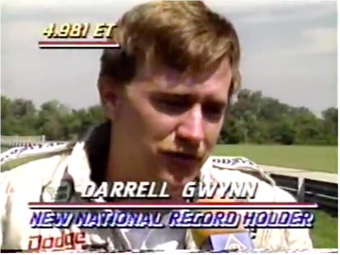 Watch Part 1 Of The 1989 NHRA US Nationals – LaHaie and Gwynn Fly, Bonin Takes Off, Records Fall