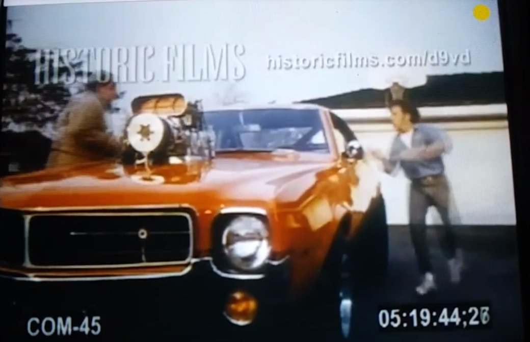 Long Lost No More: This 1969 AMC Javelin TV Commercial Featuring A Blown, Drag Strip Prepped Version, RULES!