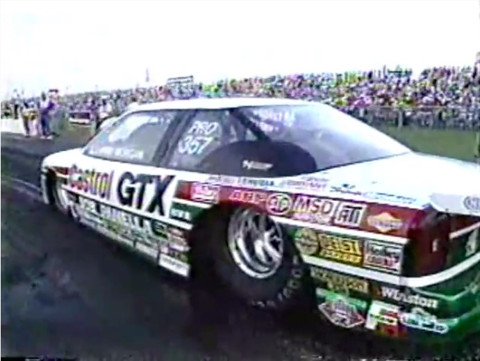 Watch The Final Rounds Of The 1989 NHRA US Nationals Here – Throwing Down On Monday Afternoon!