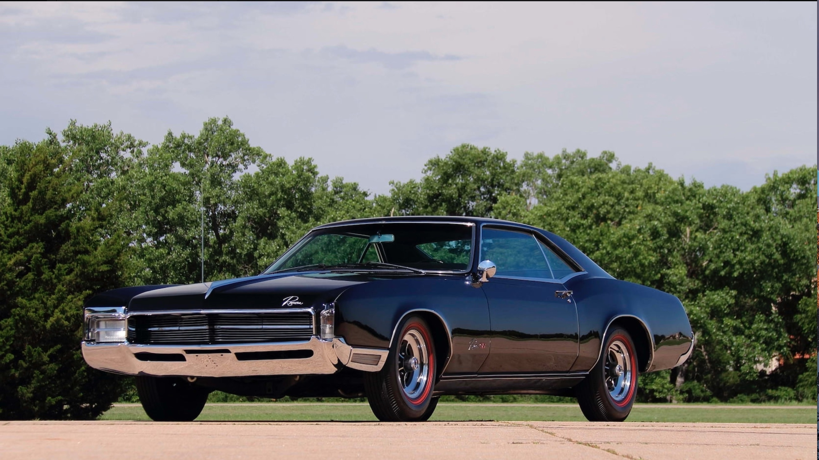 Money No Object: 1967 Buick Riviera GS – If You're Picking Just One Car, Have A Buick!