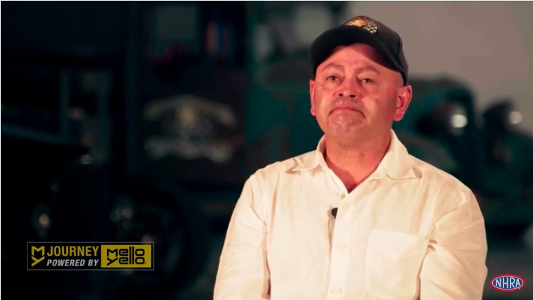 American Success Story: Mike Salinas Talks Life, Struggle, and Work – From Poverty To Top Fuel