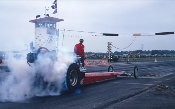 Vintage Video: An Awesome Look At The Long Gone Minnesota Dragways – Amazing Stuff