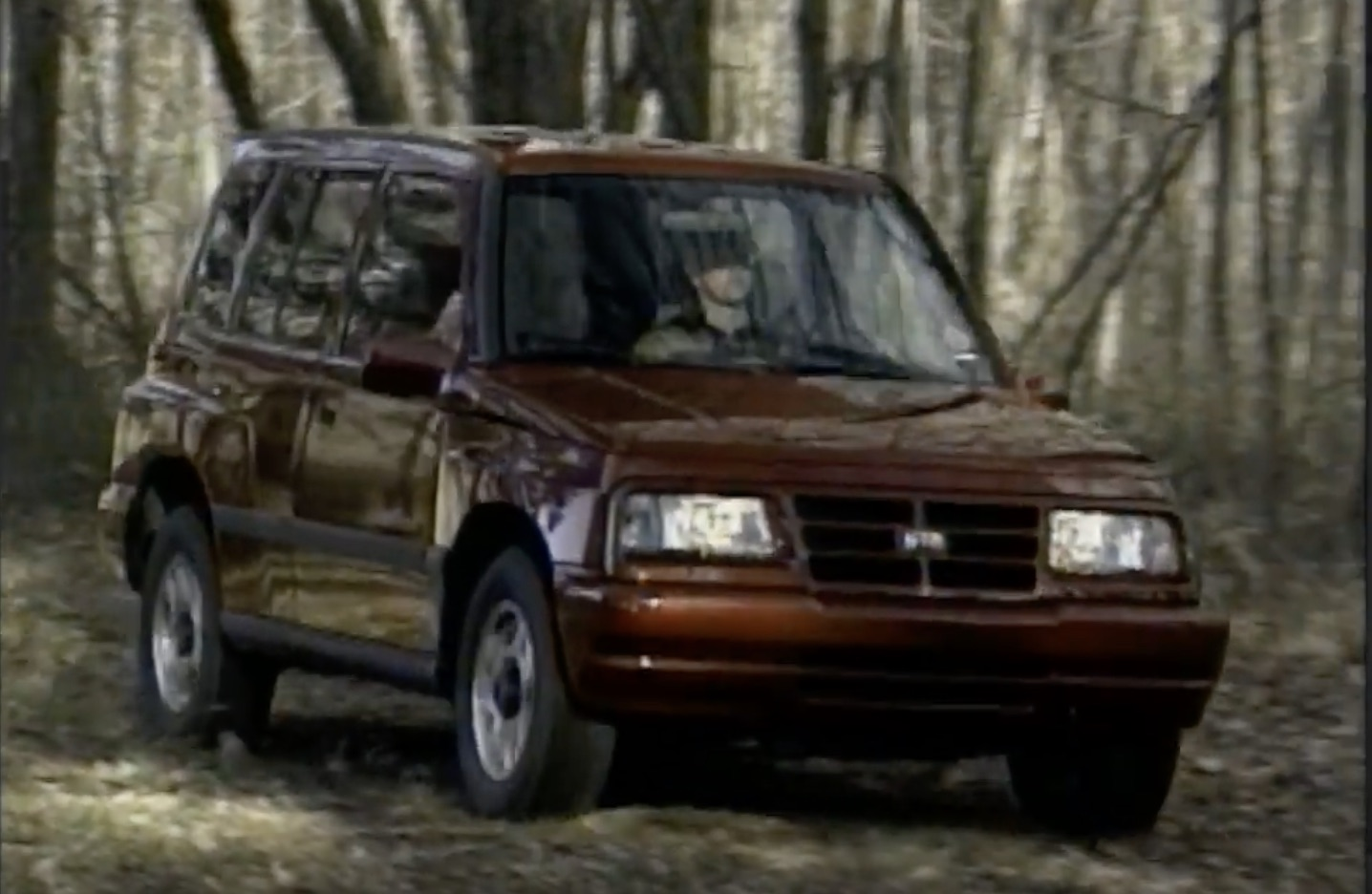 Classic YouTube: Who Knew The Geo Tracker Would Wind Up So Loved?