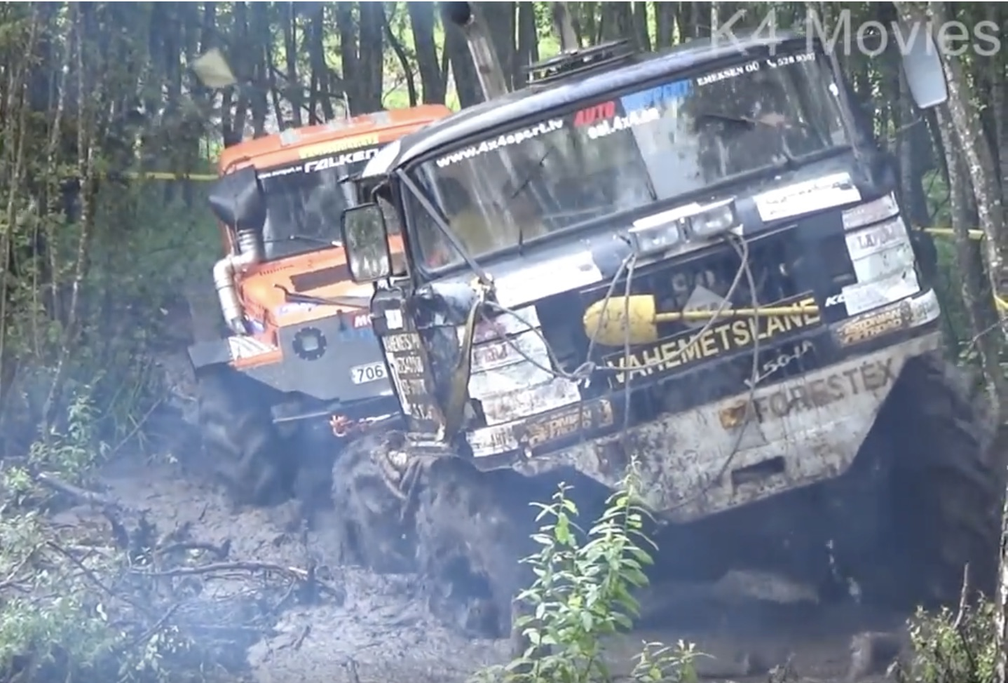 Spintires IRL: This Off-Road Mud Race In Estonia Is An Absolute Slogfest!