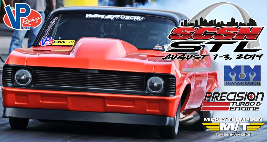 Street Car Super Nationals 6 Featuring Mid-West Pro Mod Series In St. Louis – LIVE Coverage Continues Friday!