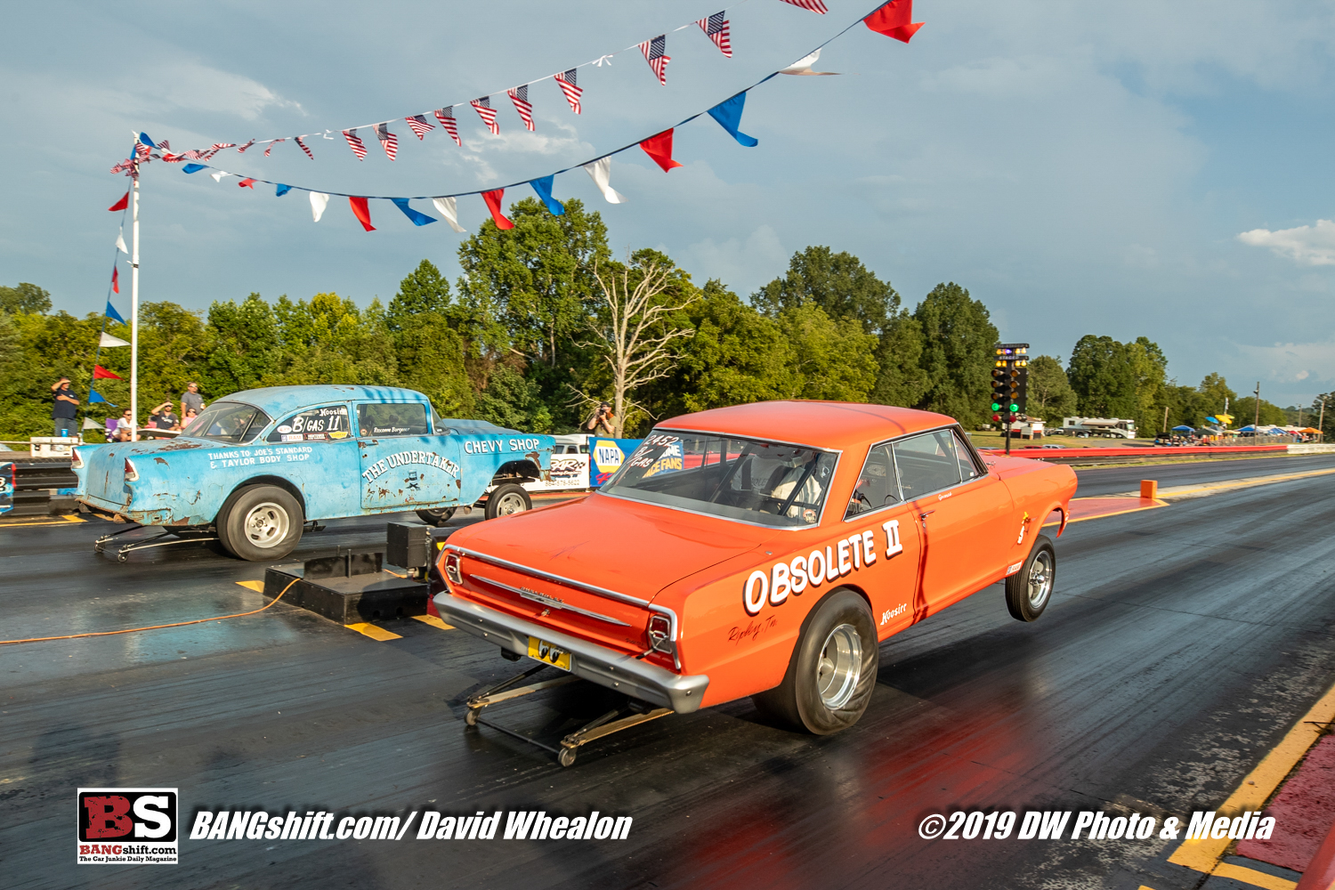 Gettin' Gassy: More Southeast Gassers Coverage From Mooresville Dragway!