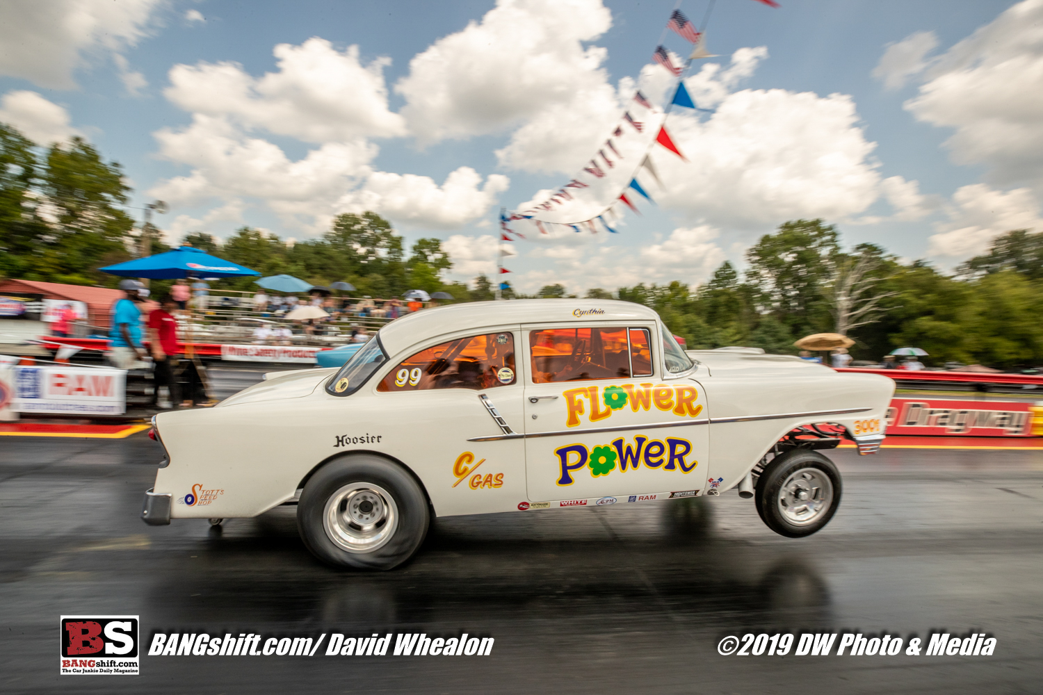 Southeast Gassers Action Coverage: The Old School, Gear-Banging Heroes Invaded Mooresville Dragway!