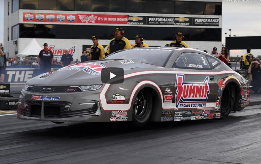 The U.S. Nationals At Indy Are In Full Swing! Here's The Highlight Videos From NHRA